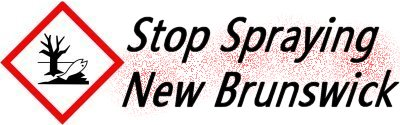 Stop Spraying New Brunswick